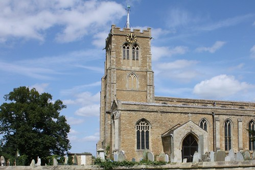 Swavesey Church