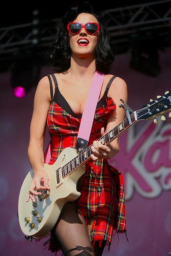 Katy Perry - T In The Park 2009