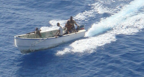Somali pirates free oil tanker after record ransom