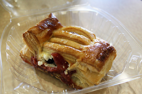 Guava and Cheese Strudel at Portos