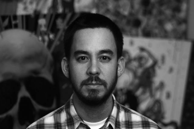 Shinoda shares his art and his inspiration with subvert magazine
