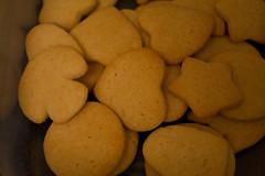 Mushroom, Heart, Star, Coin, etc. cookies