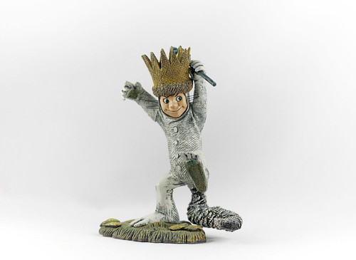 Where The Wild Things Are - Max