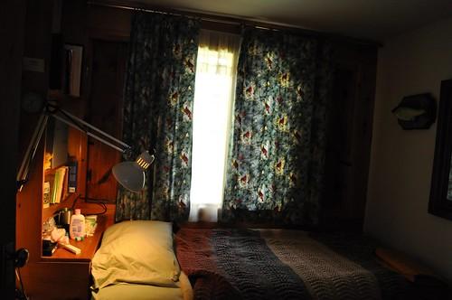 Bedroom at Ringe Lake House