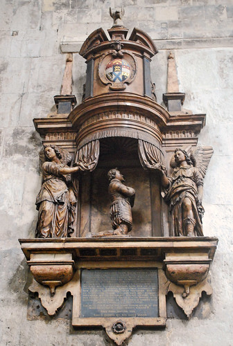 Sir Robert Chamberlayne's Monument