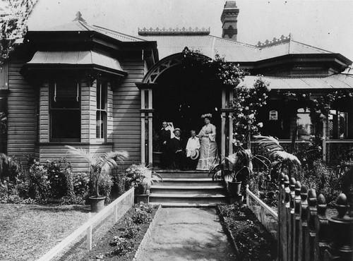 Wyembar in Cambell Street, Toowoomba, ca. 1905