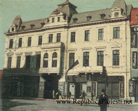 Pasajul Cooperativa - 1926