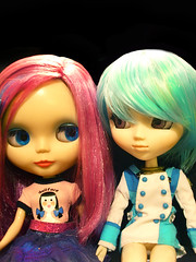 Cotton Candy heads!