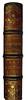 Spine from Zacharias Chrysopolitanus: Concordantia evangelistarum