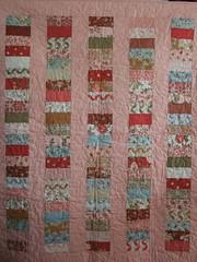 Brazilian baby quilt 001