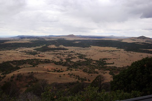 Capulin view north