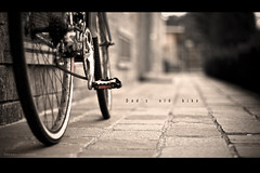 la Bianchi (Paolo Martinez) Tags: stilllife blur bicycle 50mm frames bokeh outdoor explore oggetti