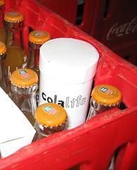 ColaLife aidpods tube