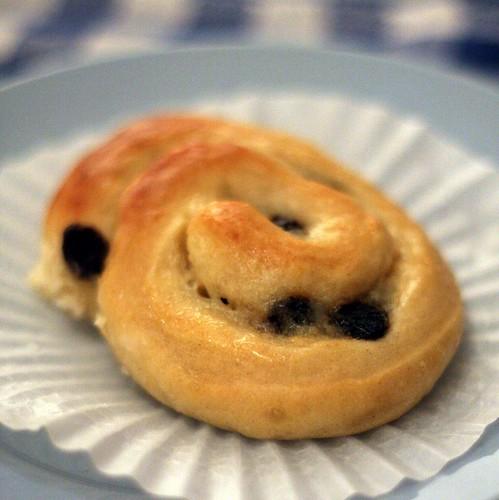 pseudo pain aux raisins