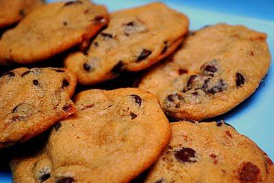 Snicker Surprise Cookies