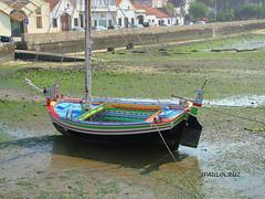 No vazio (JPauloCruz-Fotografia) Tags: portugal gua boats mar barcos lugares alcochete sitio ilustrar ilustrarportugal srieouro portugalmegashots cybershotdsch50