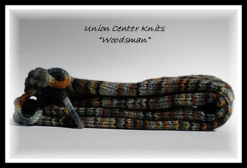 "Union Center Knits ""Woodsman"""