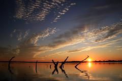Autumn Sunset (Hylas) Tags: lakewaco canonxsi