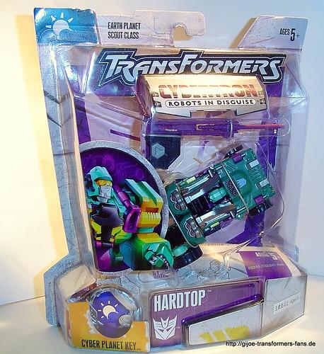Hardtop Cybertron Scout  Transformers 001