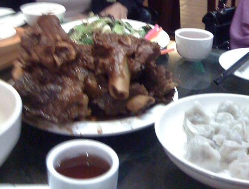 Big Plate of Meat