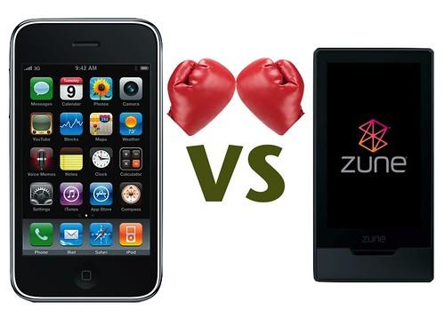 Zune-Vs-iPhone