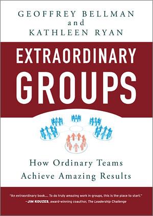 Extraordinary Groups book