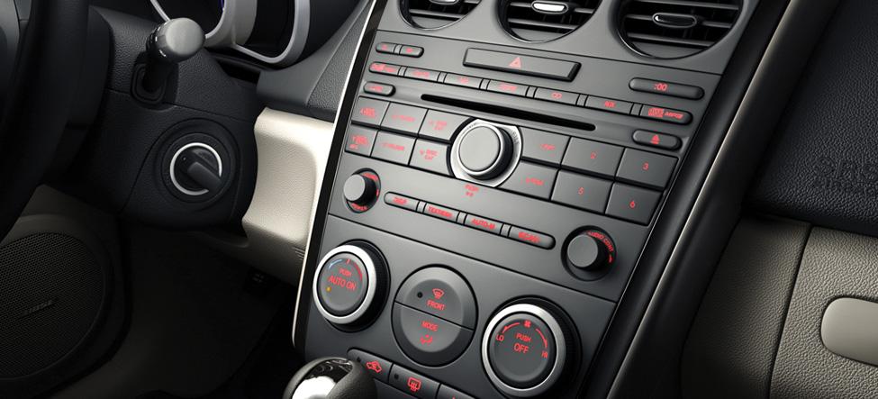 Bose Centerpoint Surround System Mazda CX-7