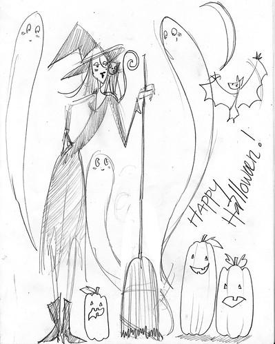 Skinny Witch
