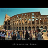 Gaudint de Roma [ #1 ] (Salva Mira) Tags: rome roma amphitheatre tourists colosseum coliseo flavio tito romanempire titus turistas coliseu anfiteatro salva flavi vespasian flavian amfiteatre imperioromano nohdr flavium amphitheatrum colosseu turistes imperiromà salvamira salvadormira vespasià