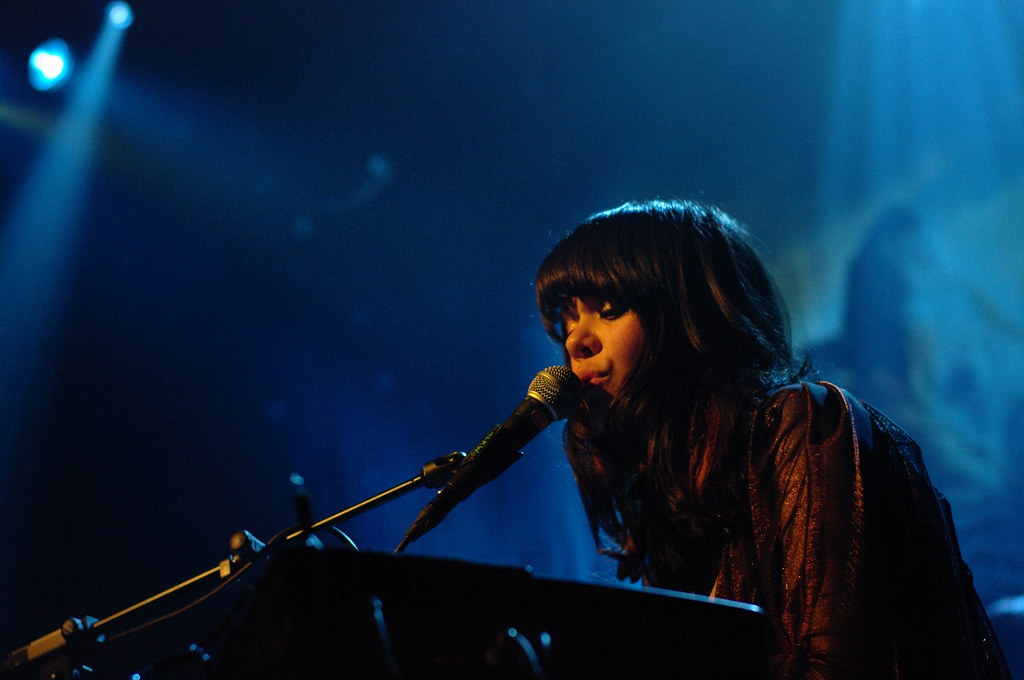 Bat For Lashes @ Melkweg, Amsterdam
