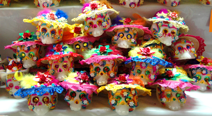 How to have an amazing dia de los muertos broke ass stuarts website day of the dead in mexico mightylinksfo Choice Image