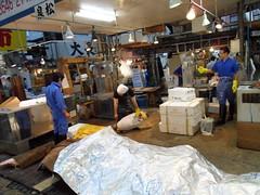 10152220 (busy.pochi) Tags: japan work japanese tokyo travail tsukiji 日本 東京 2009 japon japonais 仕事 築地市場 日本人 2009九月五日