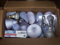 Light bulbs (wheatley41) Tags: freecycle