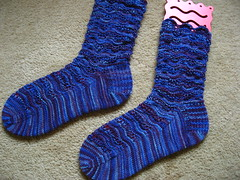 Dreamer socks finished