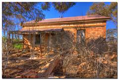 Abandoned-Parachilna (Gadget Man) Tags: pentax sigma 1020mm southaustralia 1020 flinders kx parachilna pentaxkx sigma1020 flindersrangeshdr
