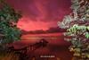 Red Dawn (ChR!s H@rR!0t) Tags: new morning sea nature sunrise canon hope dawn faith efs1022mm explored 1000d
