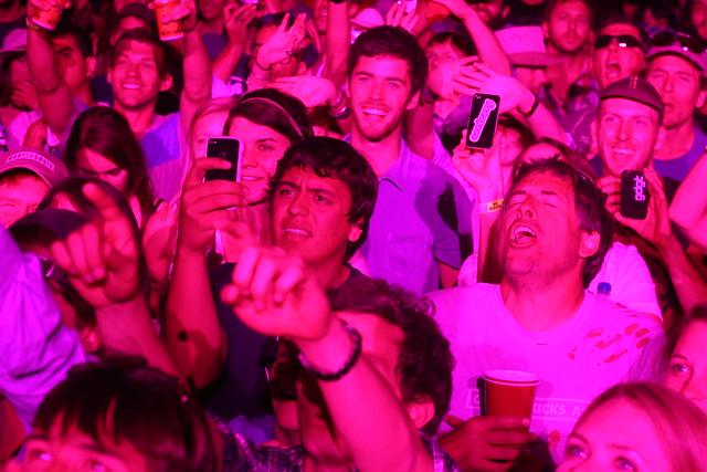 Marfa Crowd