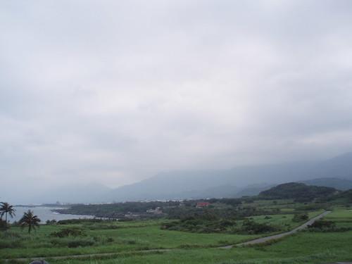 三仙台寶盛遊樂區預定地。