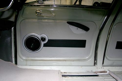 passenger front door