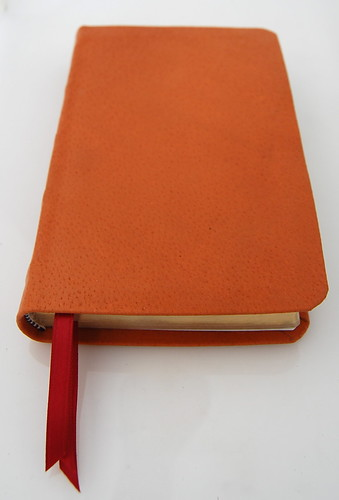 Deluxe Compact ESV in Pigskin - Cover