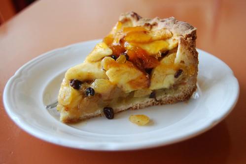 amandelspijs in appeltaart