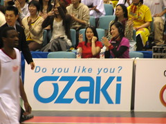 IMG_3105 (glazaro) Tags: city basketball japan japanese asia stadium arena dome  osaka sendai kansai kadoma namihaya bjleague evessa 89ers