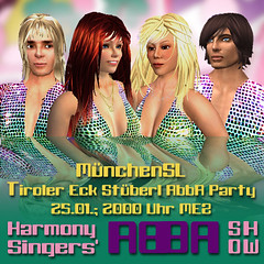 Abba Party im Stüberl