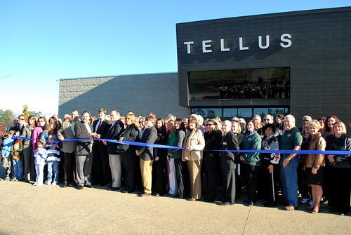 tellus opening