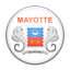 Flag of Mayotte PNG Icon