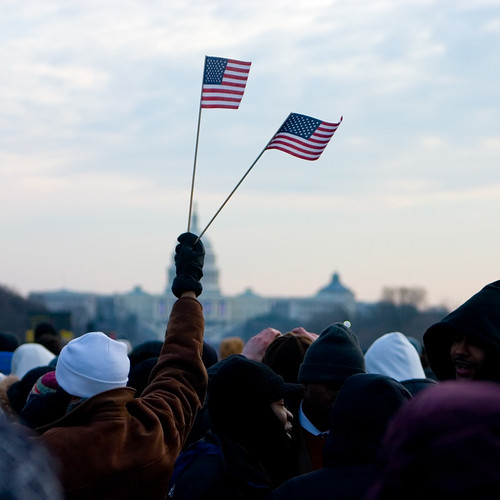 Inauguration Day on the Mall