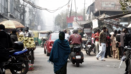 Old Delhi. Foto di Manuela Ladu