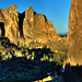 Smith Rock Dawn Panorama