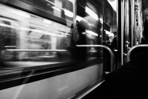 Paris Noir & Blanc, Métro 3.2