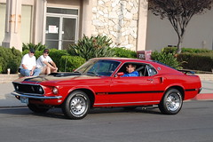 FORD MUSTANG MACH 1 (Navymailman) Tags: show california park ford car 1 berry farm forever mustang fabulous 2008 fords knotts fff buena mach fabulousfordsforever